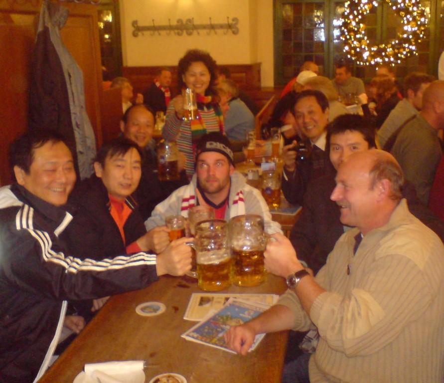 FC Bayern München - Steaua Bukarest