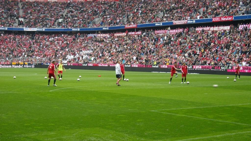 FC Bayern München - VfL Bochum