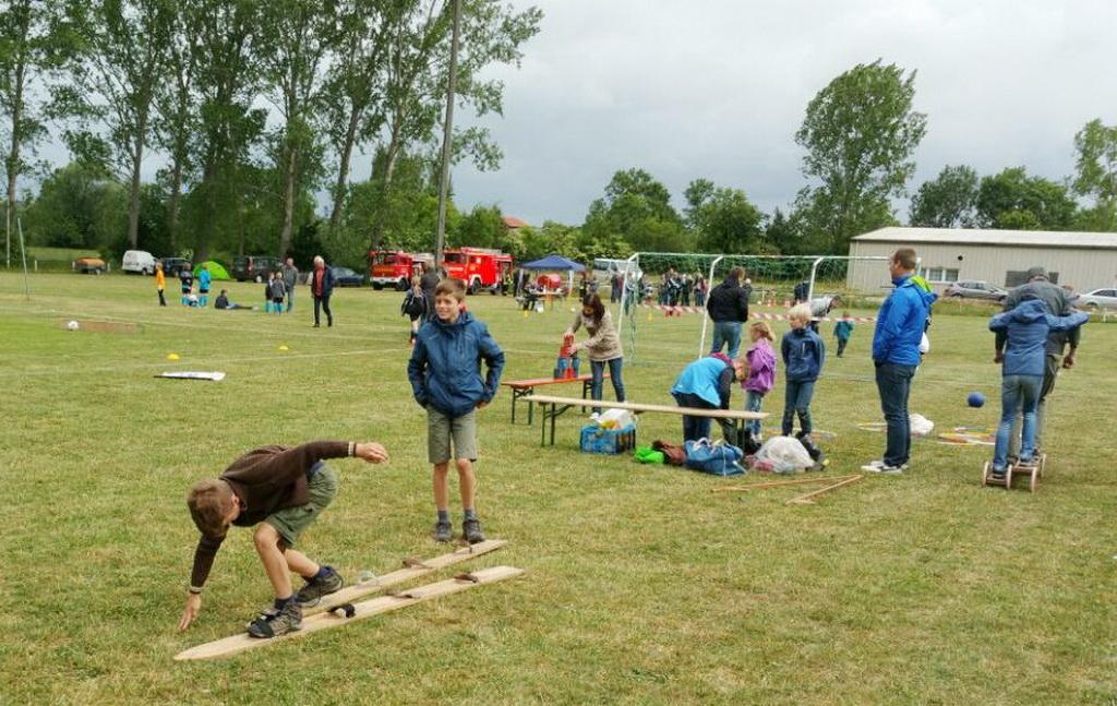 Fest der Vereine 2015 - Kinder- und Familienfest