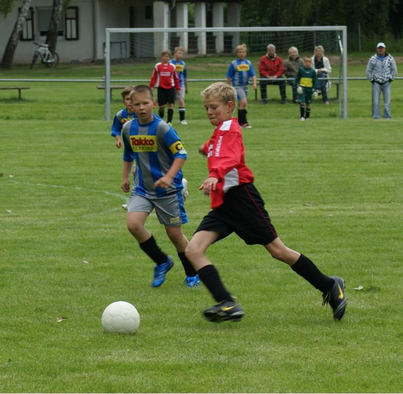 Final-Rückspiel E-Junioren 2009