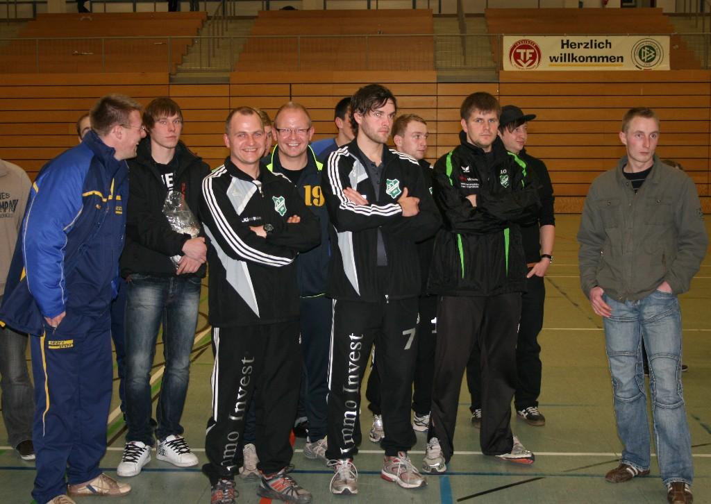 FUTSAL-Landesmeisterschaft 2011