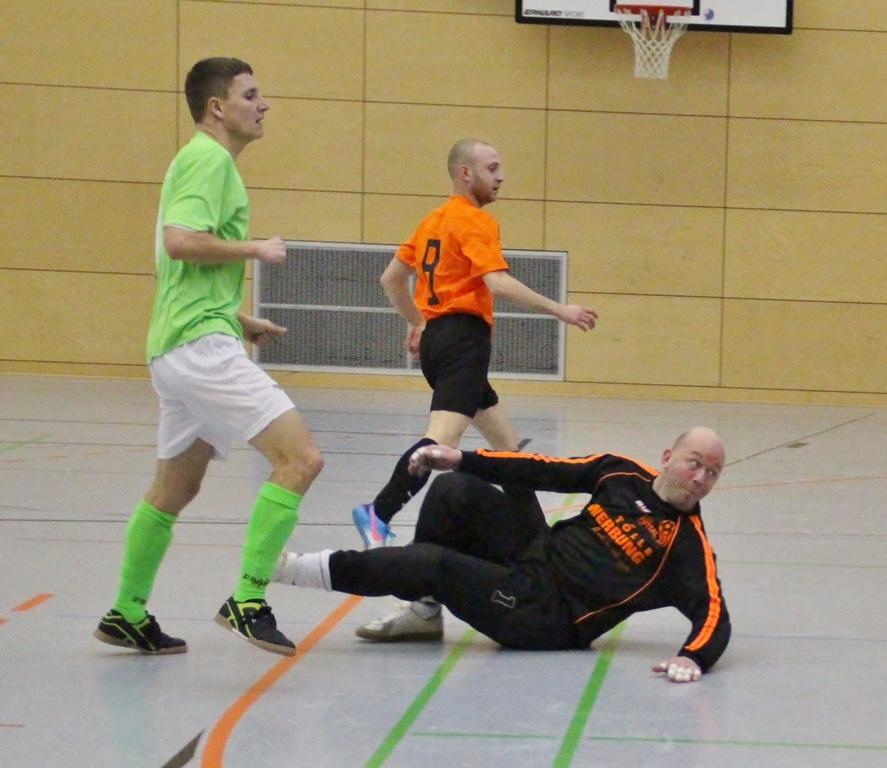 Futsal-Landesmeisterschaft 2014