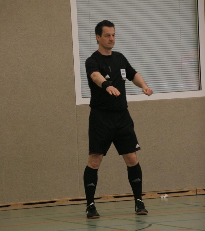Futsal-Landesmeisterschaft 2015