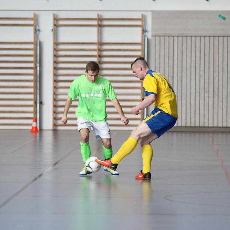 Hallenkreismeisterschaft 2018