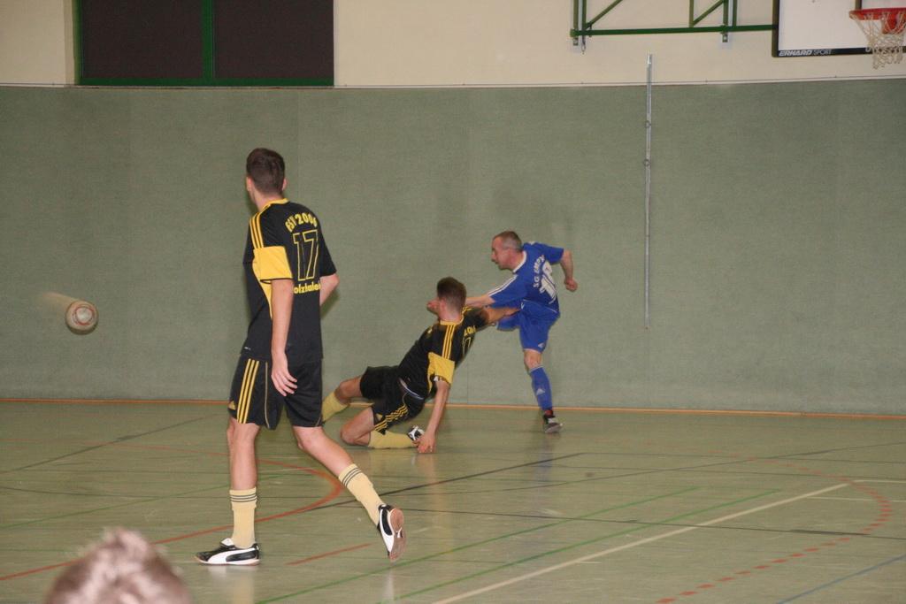 Hallenturnier des BSV Eintracht Sondershausen