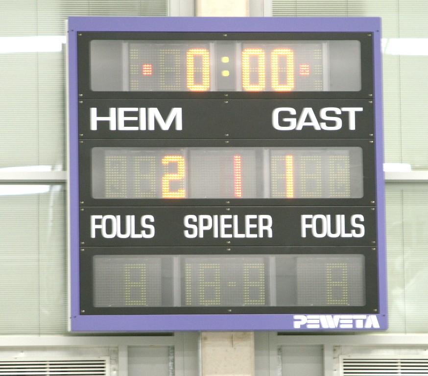 Hallenturniere 2009/2010