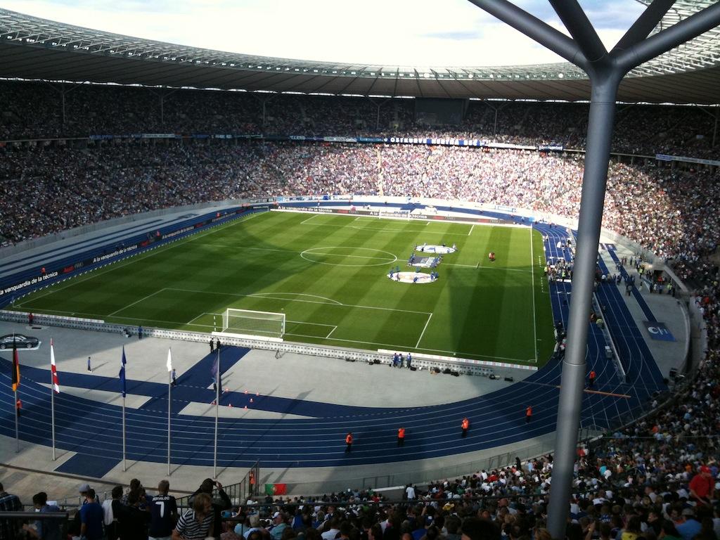 Hertha BSC - Real Madrid C.F.