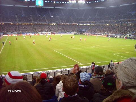 HSV - Hannover 96