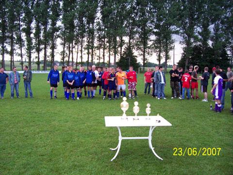 Kirmesfussballturnier 2007