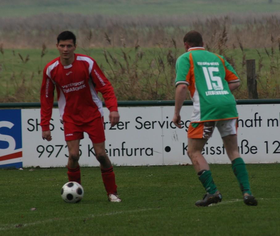 Kreispokal-Achtelfinale 2010/2011
