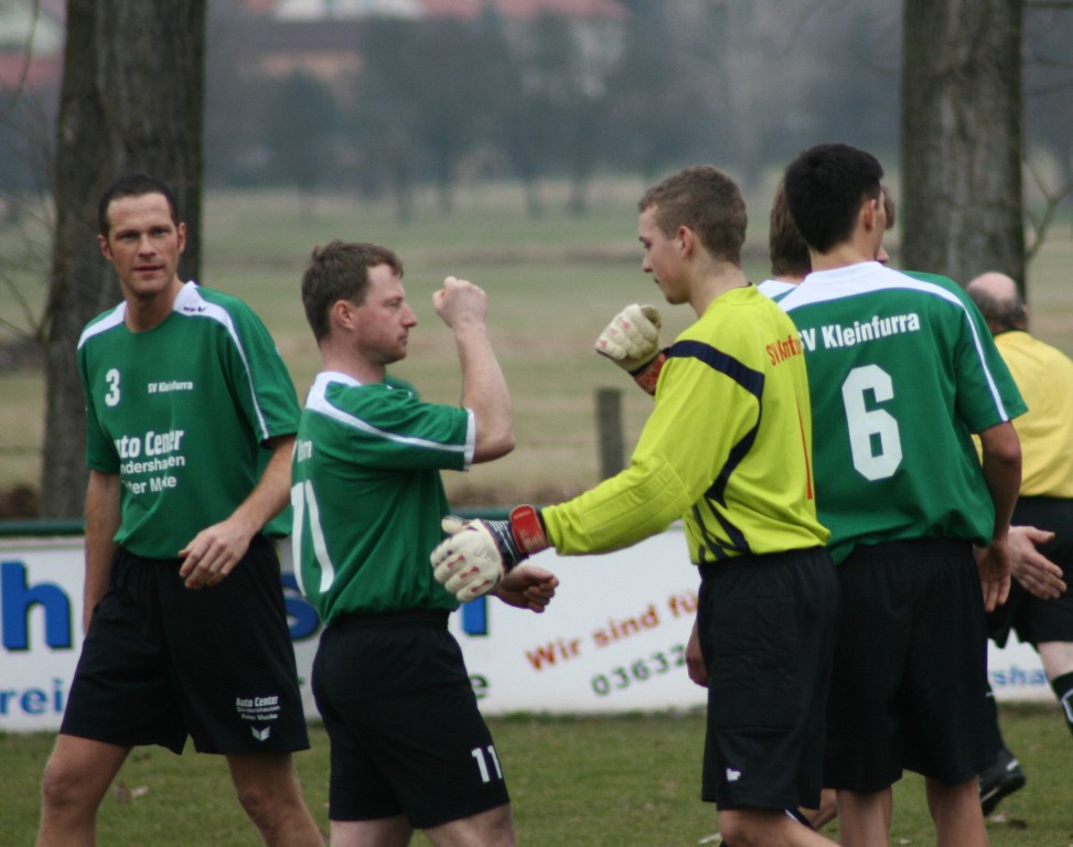 Kreispokal-Viertelfinale 2009