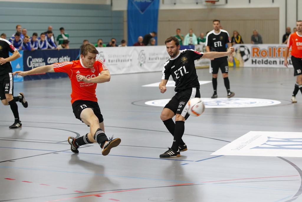 Rollfinke-Cup 2017 SVK - 1. FC Lokomotive Leipzig