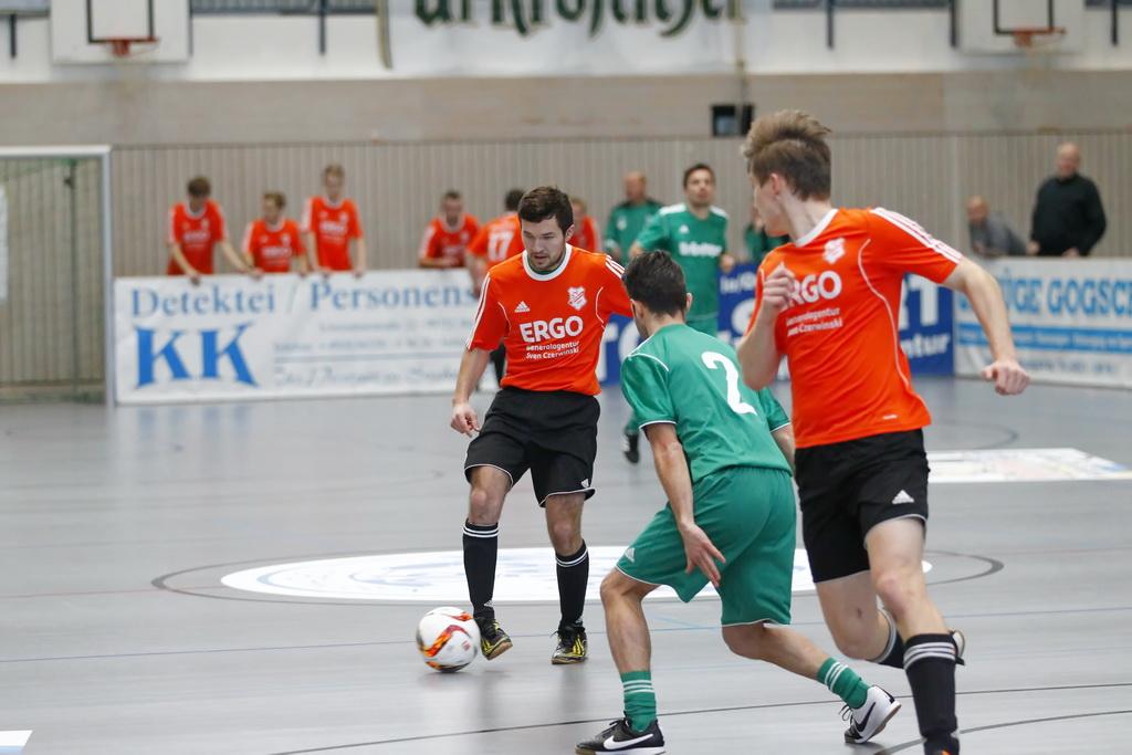 Rollfinke-Cup 2017 SVK - Bernd Schneider & Friends