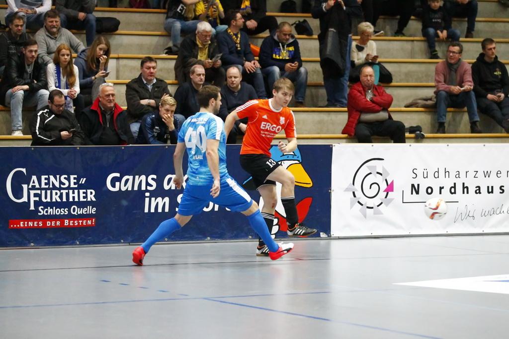 Rollfinke-Cup 2017 SVK - FSV Wacker 90 Nordhausen
