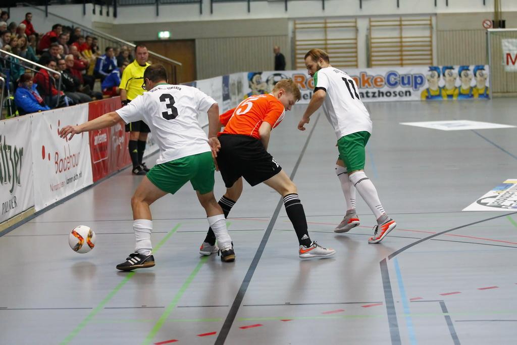 Rollfinke-Cup 2017 SVK - Grün-Weiß Uthleben