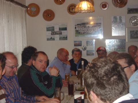 Schiedsrichter-Frühschoppen 2007