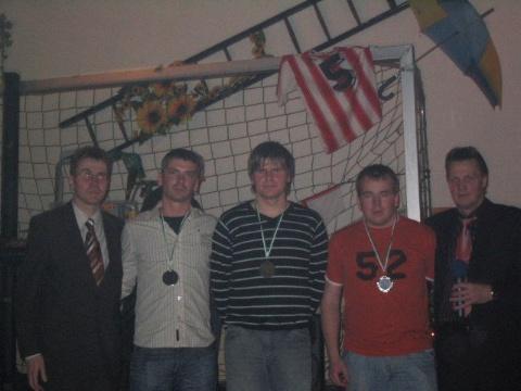 Sportlerball 2008