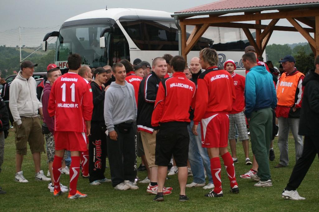 SVK - Hallescher FC
