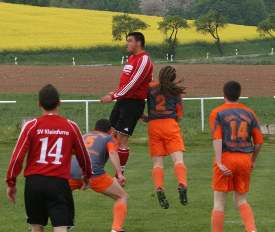 Testspiel Saison 2010/2011