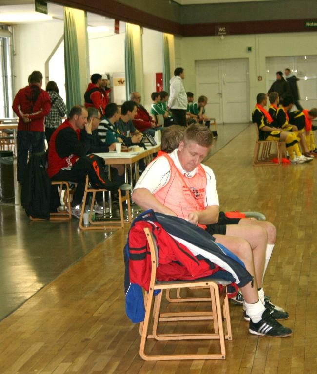 TFV-Meisterschaft FUTSAL 2010