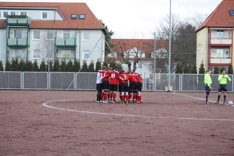 Viertelfinale Regionalpokal Nord 2011/2012