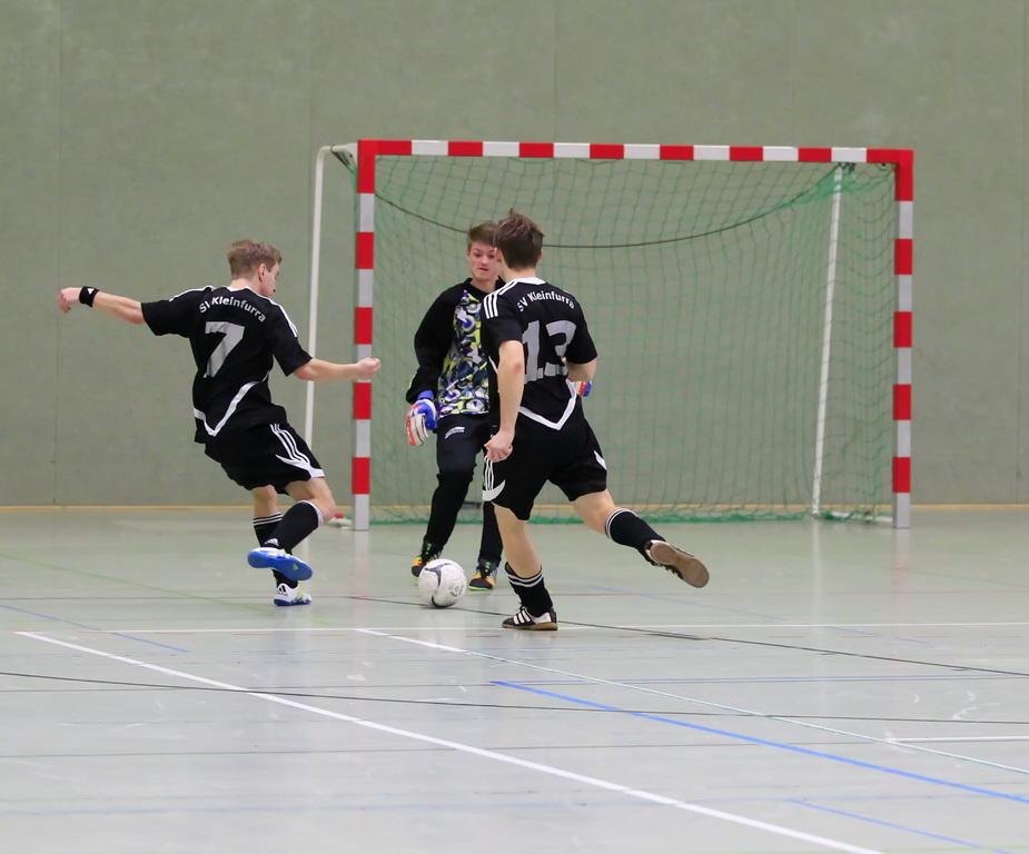 Vorrunde Hallenkreismeisterschaft 2017