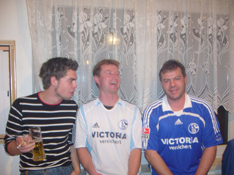 Weihnachtsfeier 2006