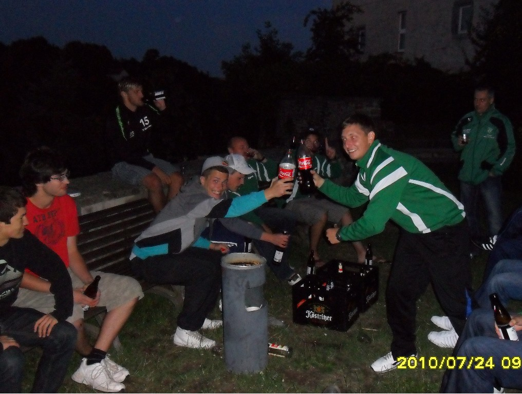 Wettin Sommer 2010