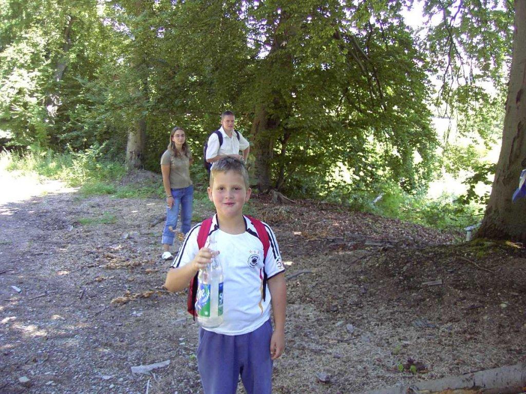 Zeltlager 2008