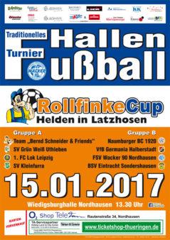 Rollfinke-Cup 2017